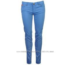Клевые легкие  Lee Cooper Coloured Jeans Ladies р-р 14Л маломерят пролет