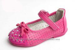 Распродажа Летние туфельки для девочек Jong Golf 21 и 23р