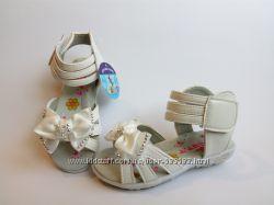 Нарядные босоножки для девочек 22-27р 2 модели