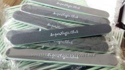Фирменные пилки для ногтей,  100-100 и 80 - 80