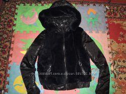 Куртка осень черная