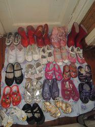 Туфли и обуви для девочки 0-7 лет