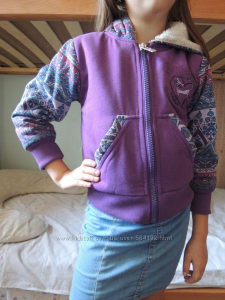 Куртка, курточка для девочки 6 лет