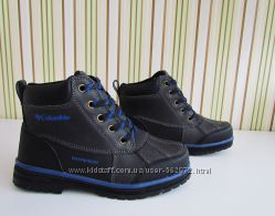 Демисезонные ботинки Columbia 32-35 размер