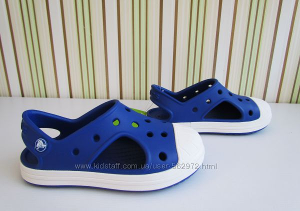 Мокасины Crocs Bumper Toe и Bump It