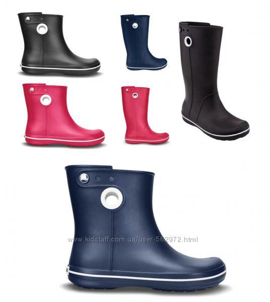 Резиновые сапоги Crocs Rain Boots