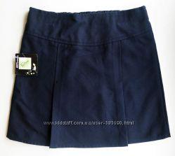 Школьная юбка F&F с тефлоновой защитой, Англия - р. 9-15л.