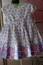 Симпатичне платтячко для дівчинки 1-1. 5 років