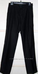 Чёрные школьные брюки на подростка ТМ Gardner, разм. 42-44