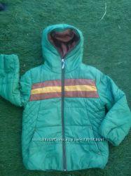 Куртка деми еврозима 104