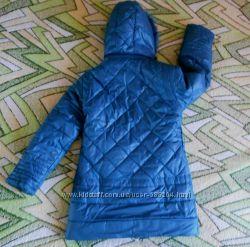 Пальто деми - зима, на синтепоне
