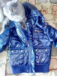 Куртка демисезонная Heach Junior by Silvian мальчику 4 года 104 - 110 см