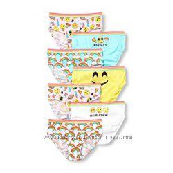 Набор трусиков 7 шт  для девочки размер L 10-12 Childrensplace