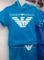 Детский летний костюм Emporio Armani
