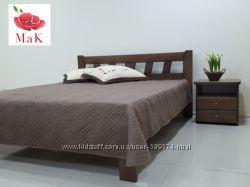 Ліжка дерево та м&acuteякі