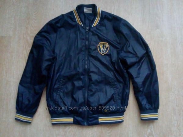 Лёгкая курточка для модного мальчишки