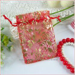 Мешочки для украшений, подарков