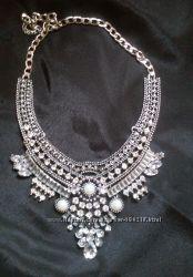 Ожерелье, колье-воротник в стиле Бохо. Этностиль