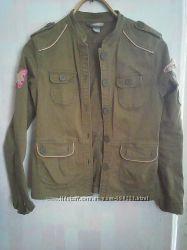 Коттоновый пиджак Пакистан H&M