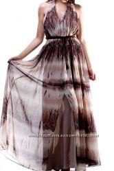 Шикарное платье от Mango макси платье