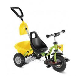 Велосипед трехколесный Puky Cat 1SL Салатовый
