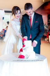 Продаю свою шикарну весільну сукню, яку створювала дизайн-студія MUZYKA&SAS