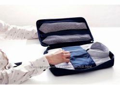 Дорожный органайзер для рубашек и галстуков