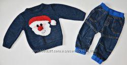 Одежда для мальчика 6-12 месяцев ч1