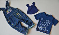 Одежда для мальчика 6-12 месяцев ч2