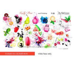 Эксклюзивный слайдер дизайн Lucky Rose