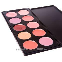 Профессиональные палитры помад для губ 10, 15, 32, 35, 66 цветов Make Up Me