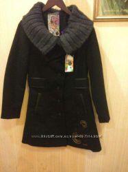 Стильное пальто Desigual, новое, оригинал