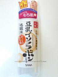 Японский увлажняющий лосьон на основе соевого молока SANA Soy Milk