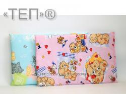детские подушки 40х60 для новорожденных и от 2х лет