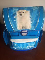 Школьный фирменный рюкзак Herlitz бу