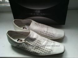 Туфли Gialas кожаные р. 44-30см. стелька