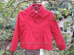 пальто Next 7-8лет