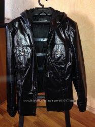 Куртка кожаная женская 54р.
