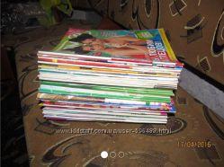 Журналы дом 22007-2012г. -42 штуки