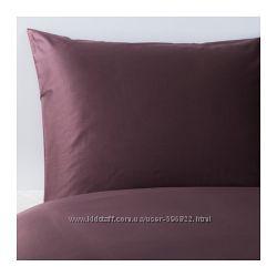 Комплекты постельного белья ИКЕА Гэспа, размер евро, сатин