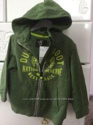 Регланчик H&M оливкового цвета на 1, 5-2 года