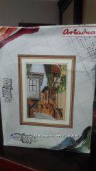 Новый набор для вышивания Старый город, гобелен, Болгария