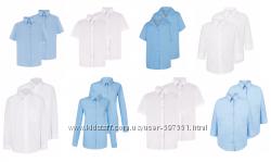Разм. 104-188. Рубашки, блузки для девочек George в школу