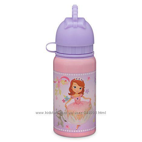 Бутылочки для воды Дисней принцесса София, оригинал.