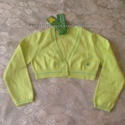 Кофточка-болеро для девочки Benetton