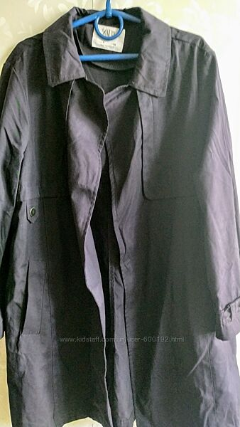 Плащ Zara оригинал 134