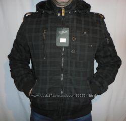 Мужские стильные демисезонные куртки. Отличное качество.