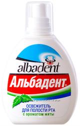 Освежители для полости рта Albadent 35мл