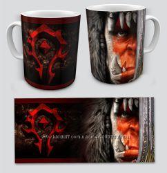 Warcraft, WoW чашки
