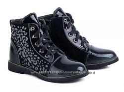 В наличии Демисезонные ботиночки для девочек 31-37 размер